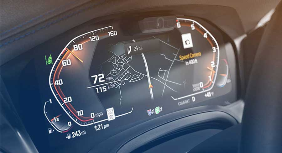 BMW začalo ponúkať vstavaný antiradar za 25 dolárov na 15 mesiacov