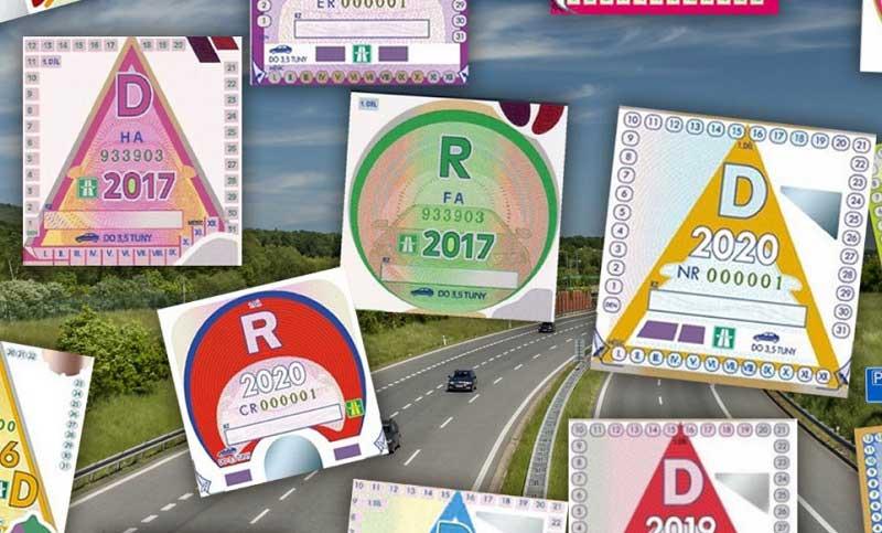 Pozor, Česko zaviedlo elektronické diaľničné známky