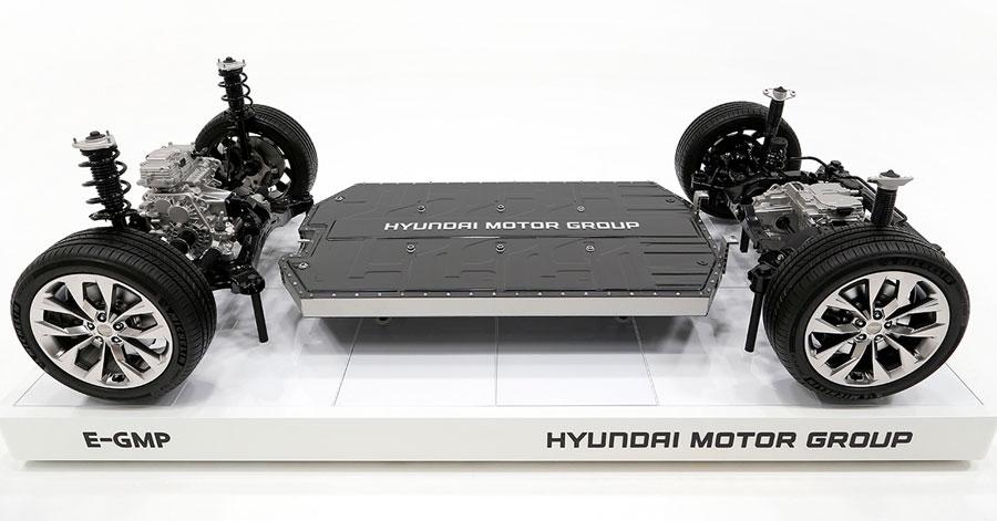 Hyundai predstavil novú platformu pre elektromobily. 100 km nabijete za 5 minút