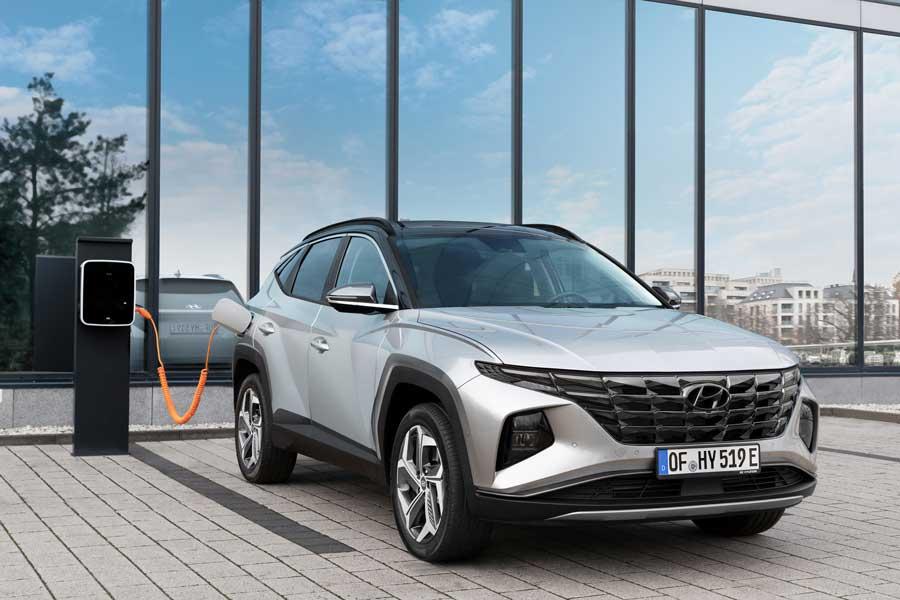 Hyundai prezradil detaily o novom plug iny hybridnom Tucsone