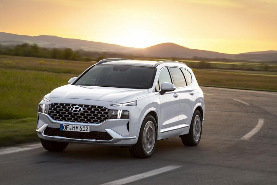 Nový Hyundai Santa Fe dostal slovenské ceny
