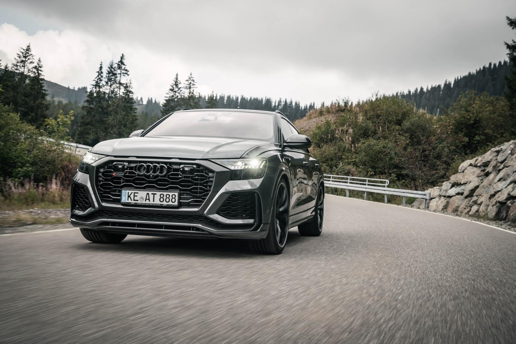 ABT vylepšilo Audi RS Q8. Dostalo nový výfuk a vyšší výkon