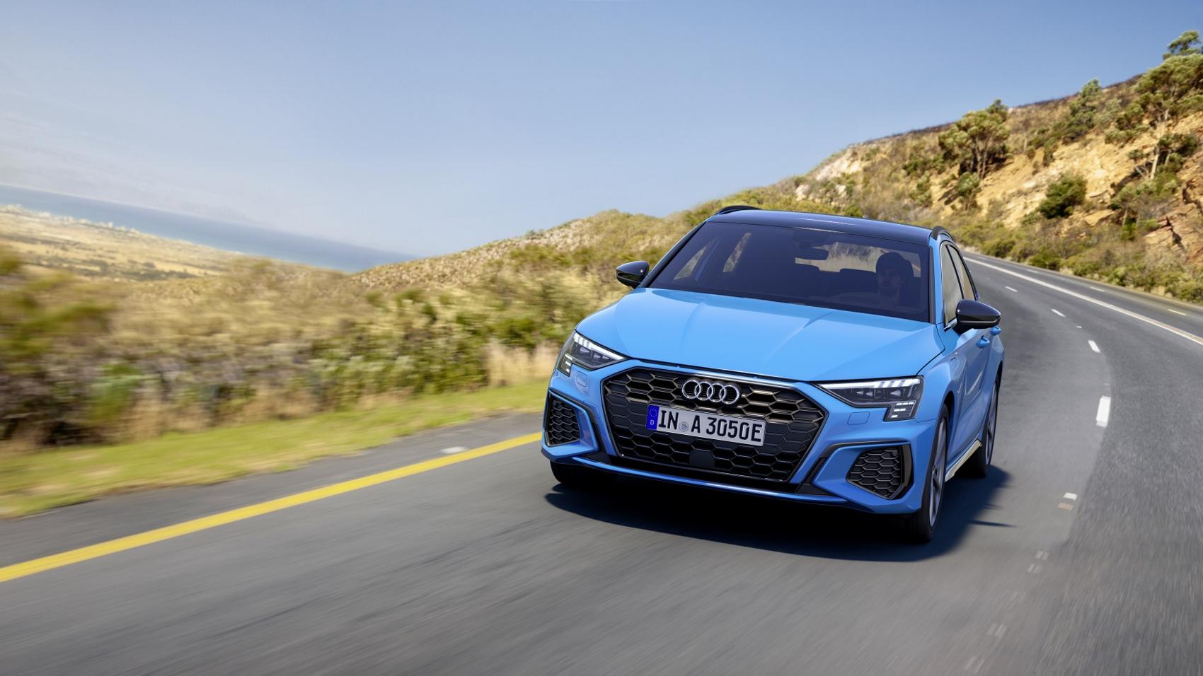Audi A3 Sportback prichádza ako plug in hybrid s elektrickým dojazdom 67 km
