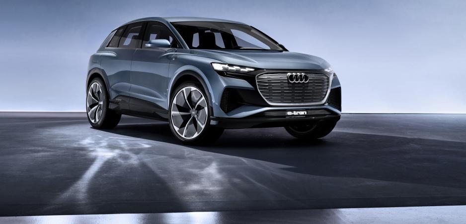 Audi Q4 e-tron dostane rôzne svetelné podpisy podľa želania zákazníka