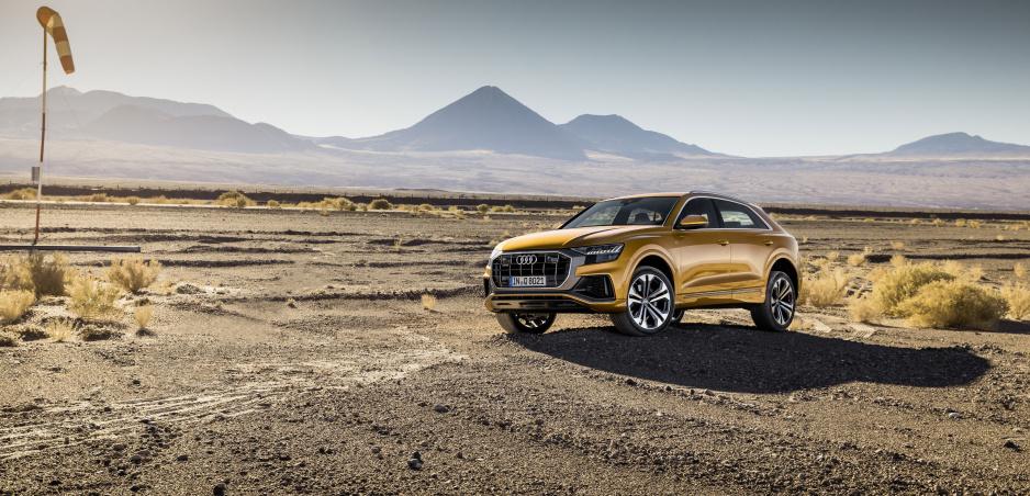 Audi Q8 už mieri do showroomov: Pozrite si slovenskú cenu