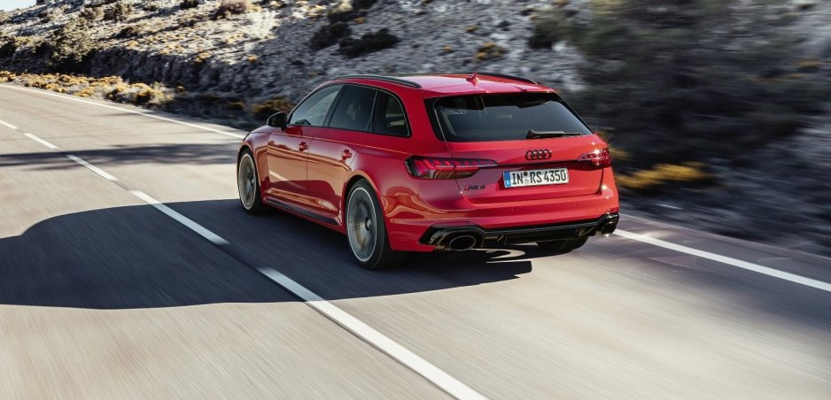 Audi RS 4 Avant podstúpilo omladzovaciu kúru