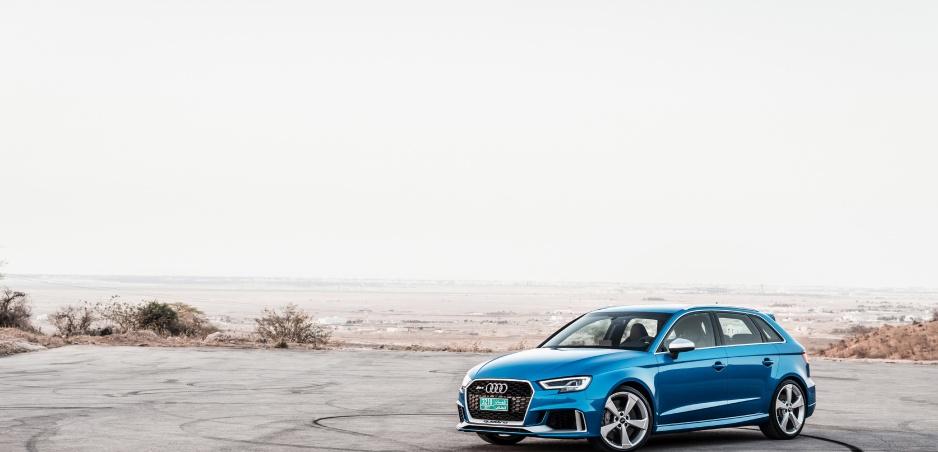 Audi RS3 Sportback: Lepší v každom ohľade
