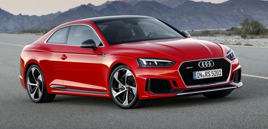 Audi sa pri návrhu RS 5 Coupé inšpirovalo pretekárskym Audi 90 quattro IMSA GTO