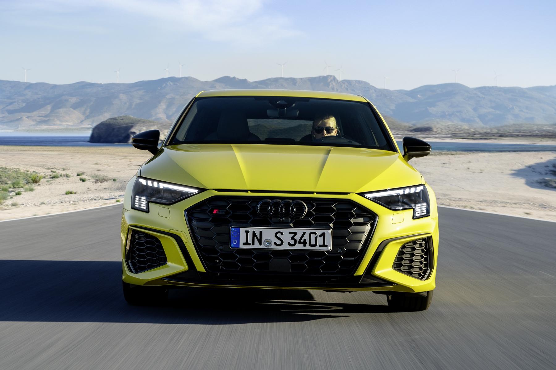 Audi ukázalo modely S3 Sedan a Sportback. Prezradilo aj nemeckú cenu 6hqAXQZg5e a204407large-1800x12
