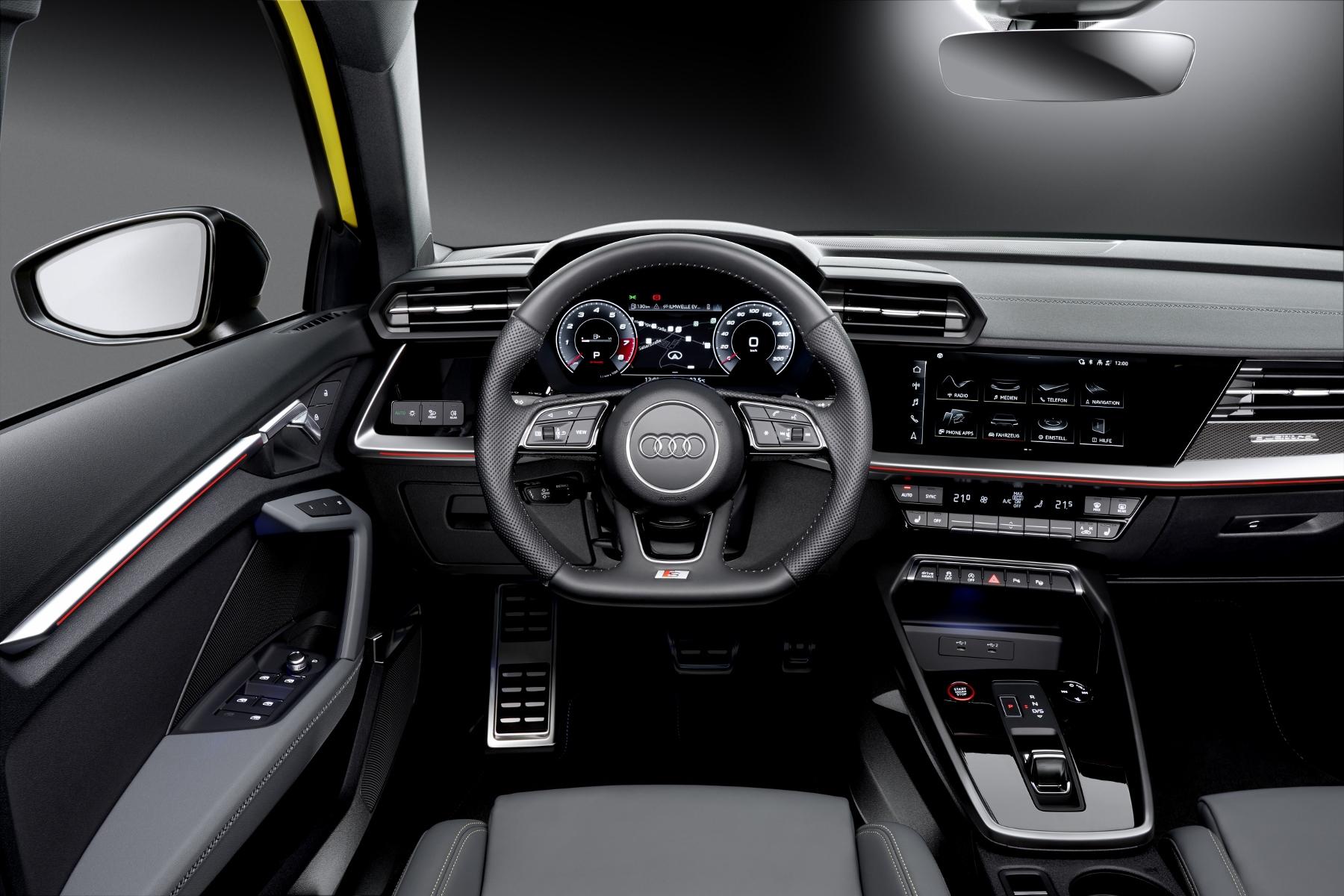 Audi ukázalo modely S3 Sedan a Sportback. Prezradilo aj nemeckú cenu aQIzpEkWB1 a204424large-1800x12