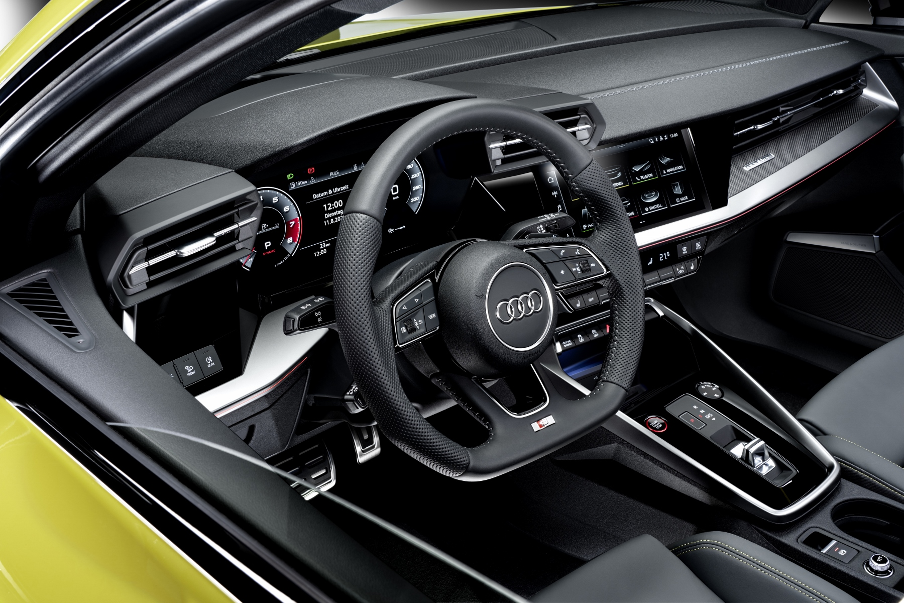 Audi ukázalo modely S3 Sedan a Sportback. Prezradilo aj nemeckú cenu Ej02Xighpt a204425large-1800x12