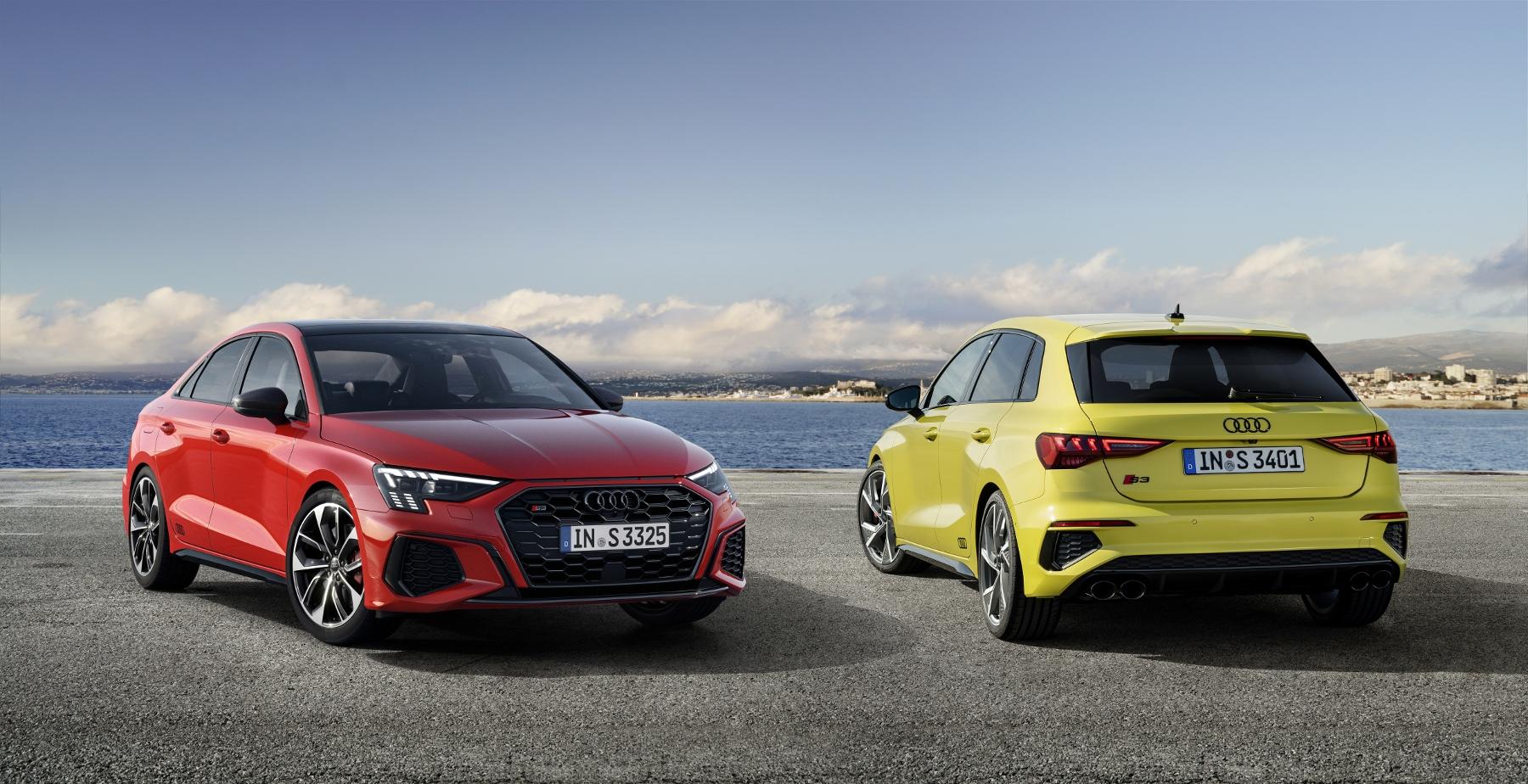 Audi ukázalo modely S3 Sedan a Sportback. Prezradilo aj nemeckú cenu O6ieY2Jplo a204396large-1800x92