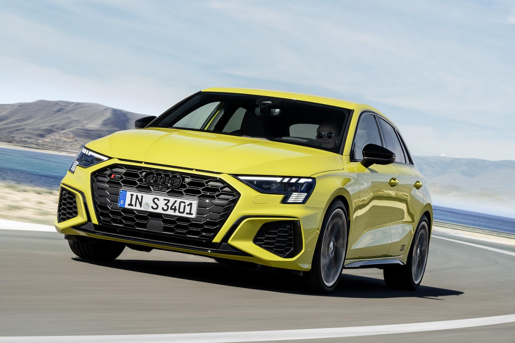 Audi ukázalo modely S3 Sedan a Sportback. Prezradilo aj nemeckú cenu qpOgAqU6ai a204409large-1800x12