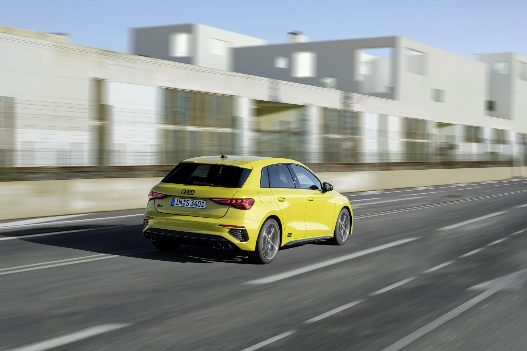 Audi ukázalo modely S3 Sedan a Sportback. Prezradilo aj nemeckú cenu tY9u6HSTyn a204405large-1800x12