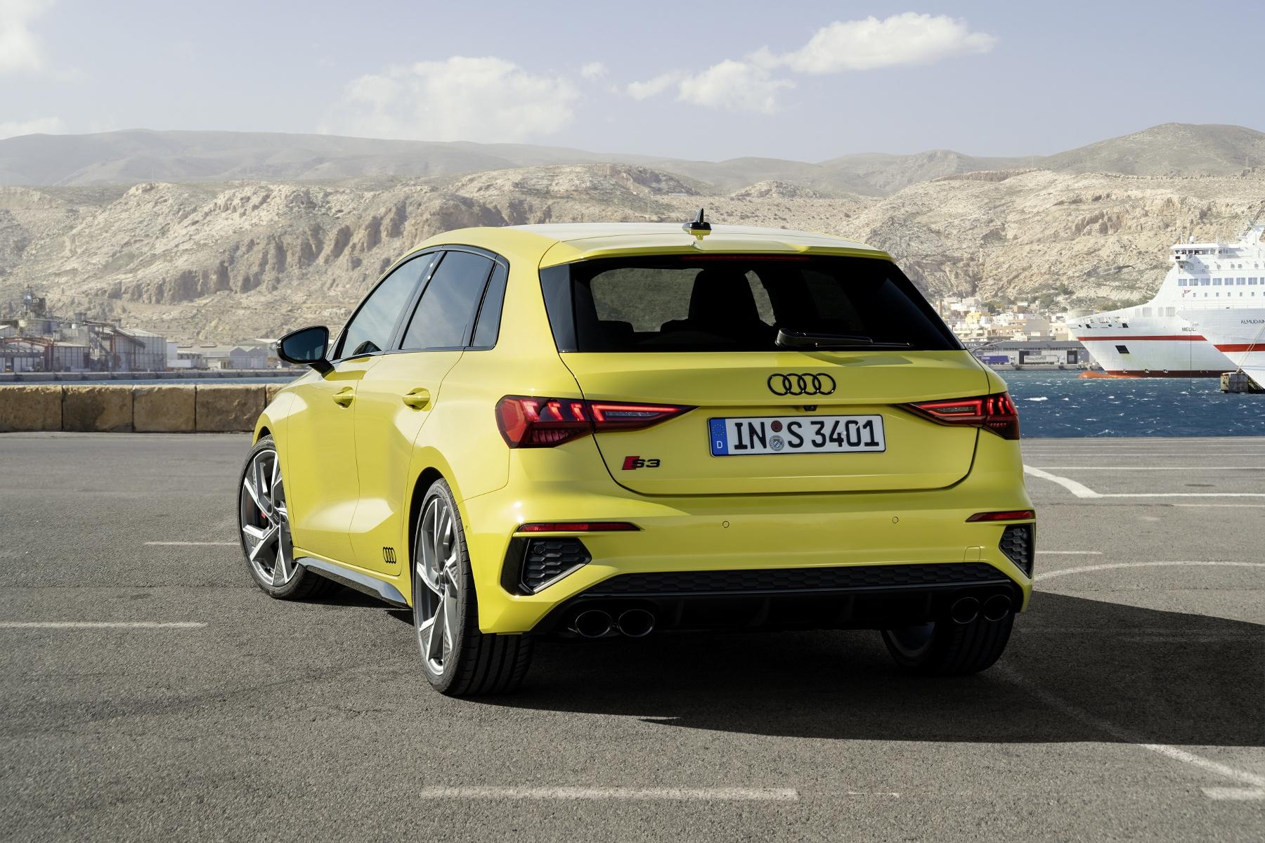 Audi ukázalo modely S3 Sedan a Sportback. Prezradilo aj nemeckú cenu vzRtOl2IWA a204401large-1800x12