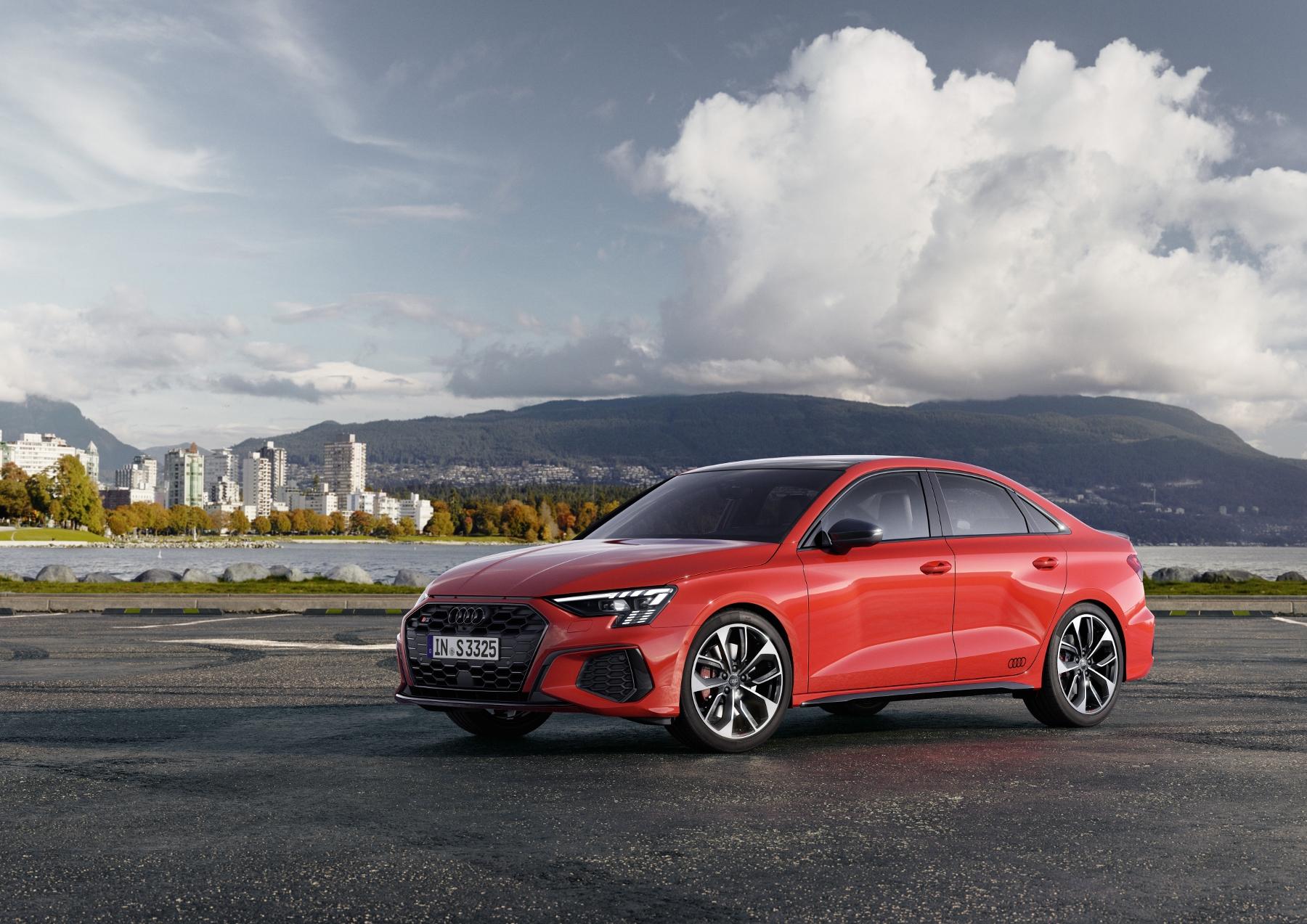Audi ukázalo modely S3 Sedan a Sportback. Prezradilo aj nemeckú cenu z6YQpoo4OV a204371large-1800x12