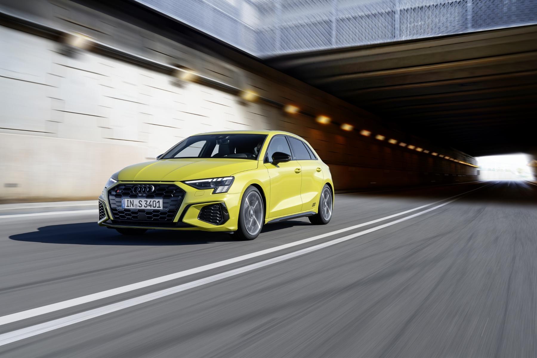 Audi ukázalo modely S3 Sedan a Sportback. Prezradilo aj nemeckú cenu zxUPUOcApT a204403large-1800x12