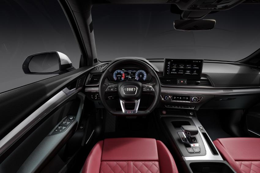 Audi vylepšilo naftový motor V6 modernizovaného modelu SQ5 GExm1sb7LI audi-sq5-5