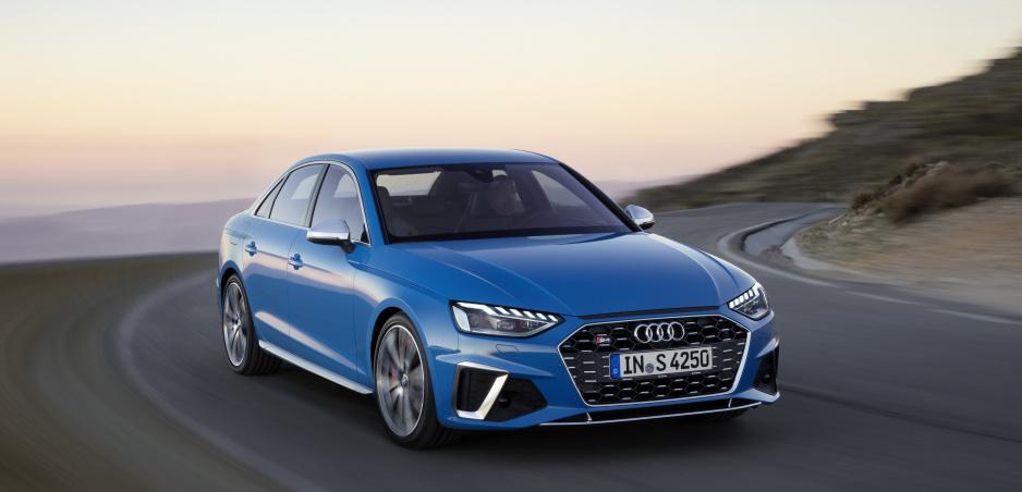 Audi vynovilo model A4, športová verzia S4 dostala naftový motor