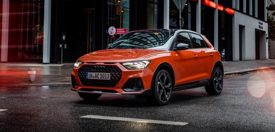 Audi začína s predajom modelu A1 citycarver. Poznáme slovenskú cenu mestského (pseudo)crossovera