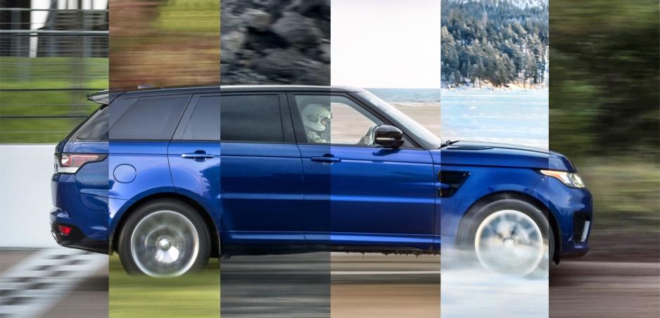Autá Jaguar Land Rover v budúcnosti prispôsobia svoje nastavenie počasiu