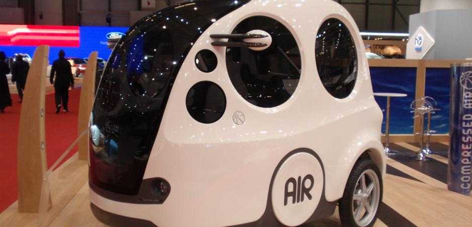 Autá jazdiace na vzduch: Fascinujúci koncept možno uzrie svetlo sveta