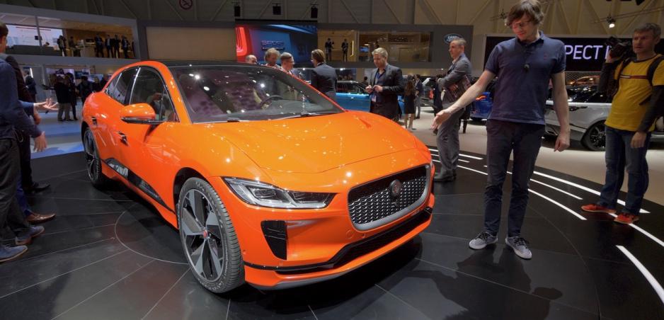 Autosalón Ženeva: Elektrický Jaguar I-Pace je novým konkurentom Tesly