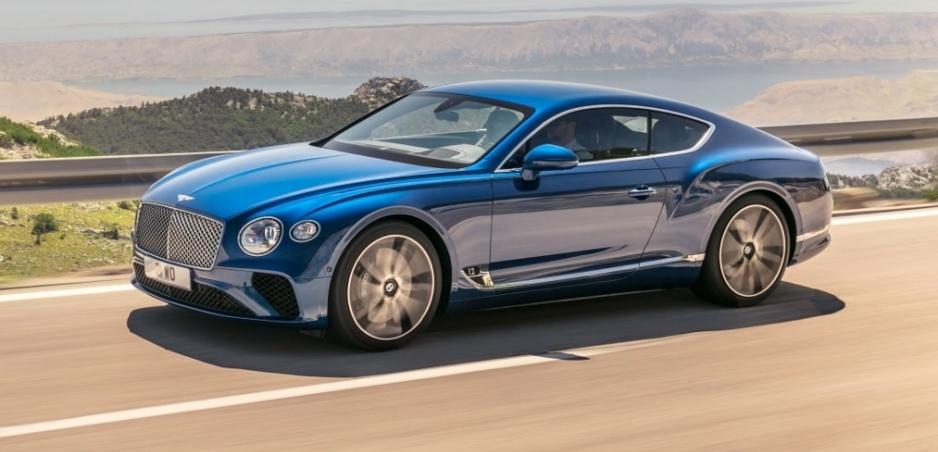 Bentley ukázalo Continental GT – rýchly luxus na kolesách