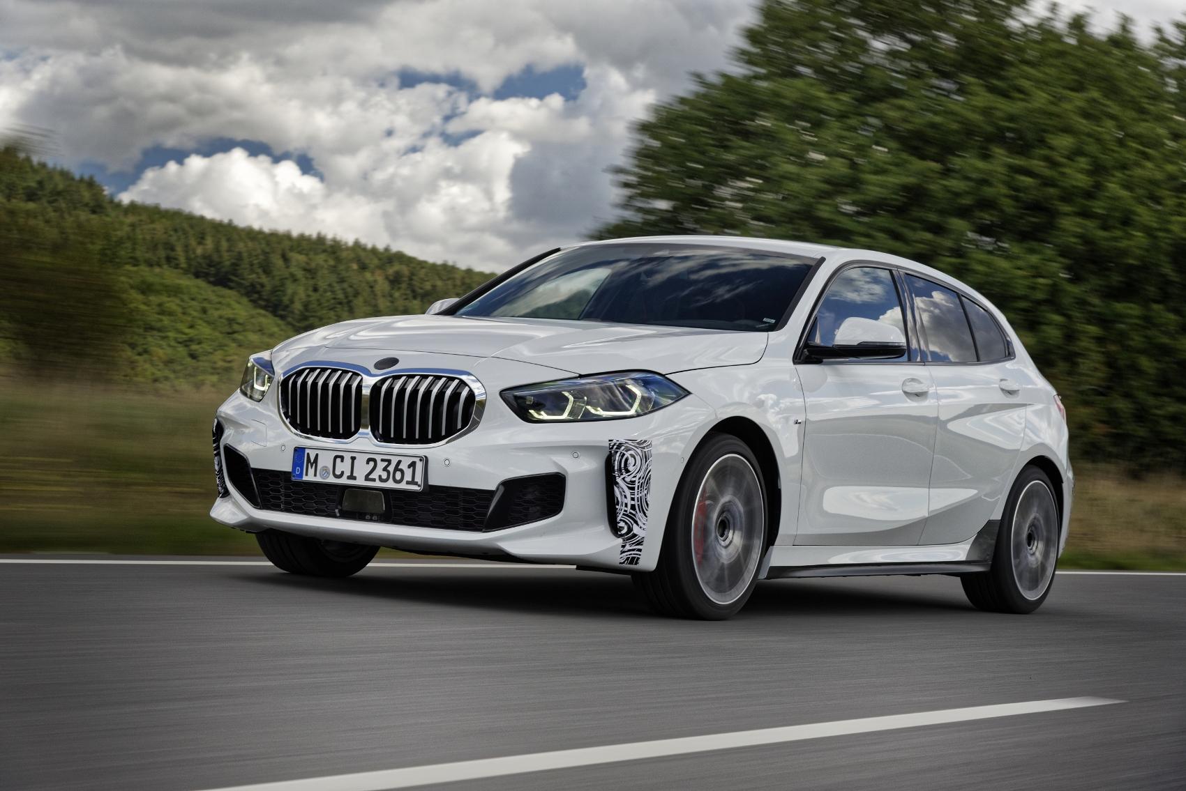 BMW 128ti je novou ostrou predokolkou