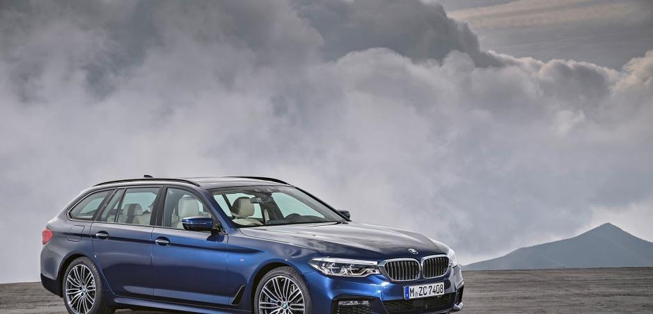 BMW 5 Touring: Dravejšie a vyspelejšie ako doteraz.