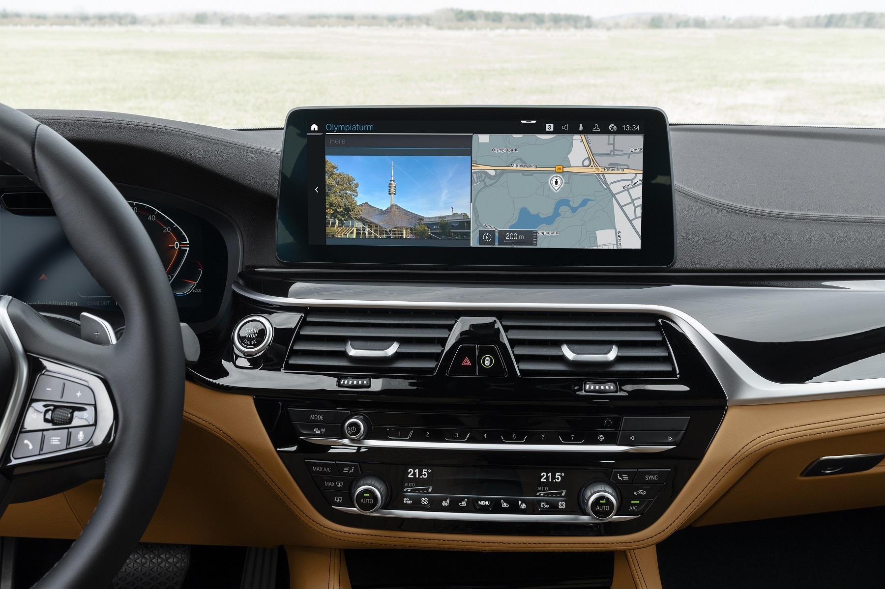 BMW aktualizuje softvér. Výbavu si bude možné rozšíriť a zaplatiť na diaľku