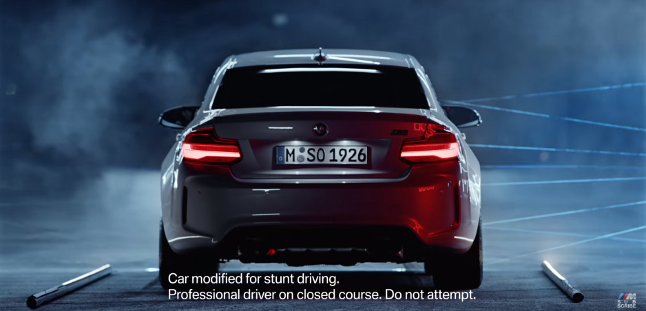 BMW M2 Competition má nový rekord, laserom praskalo balóny