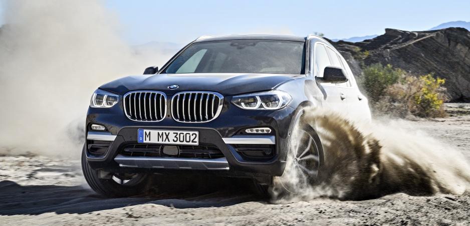 BMW ukázalo novú generáciu X3, písmeno M mu pridá športové gény