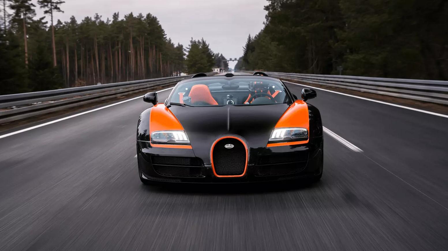 Bugatti Veyron – koľko stojí jeho údržba?