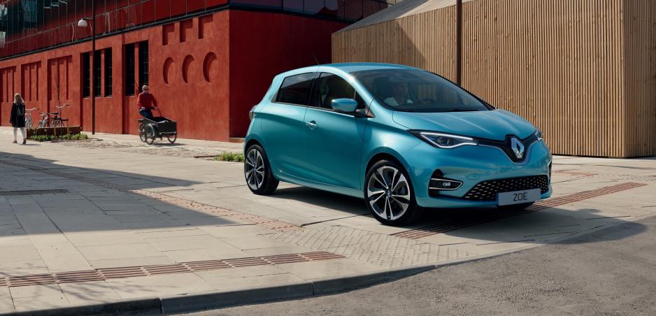 Elektrický Renault ZOE: Nová generácia s väčšou batériou a výkonom