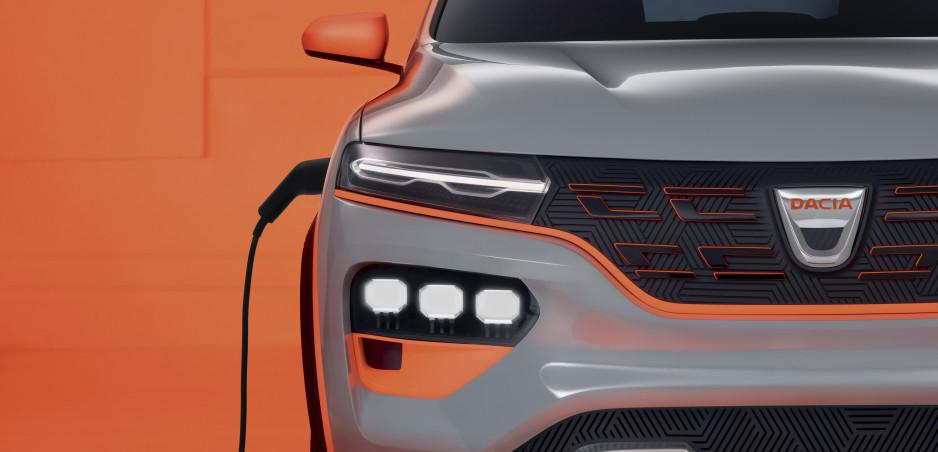 Elektromobil Dacia na prvých skiciach: Toto o ňom vieme