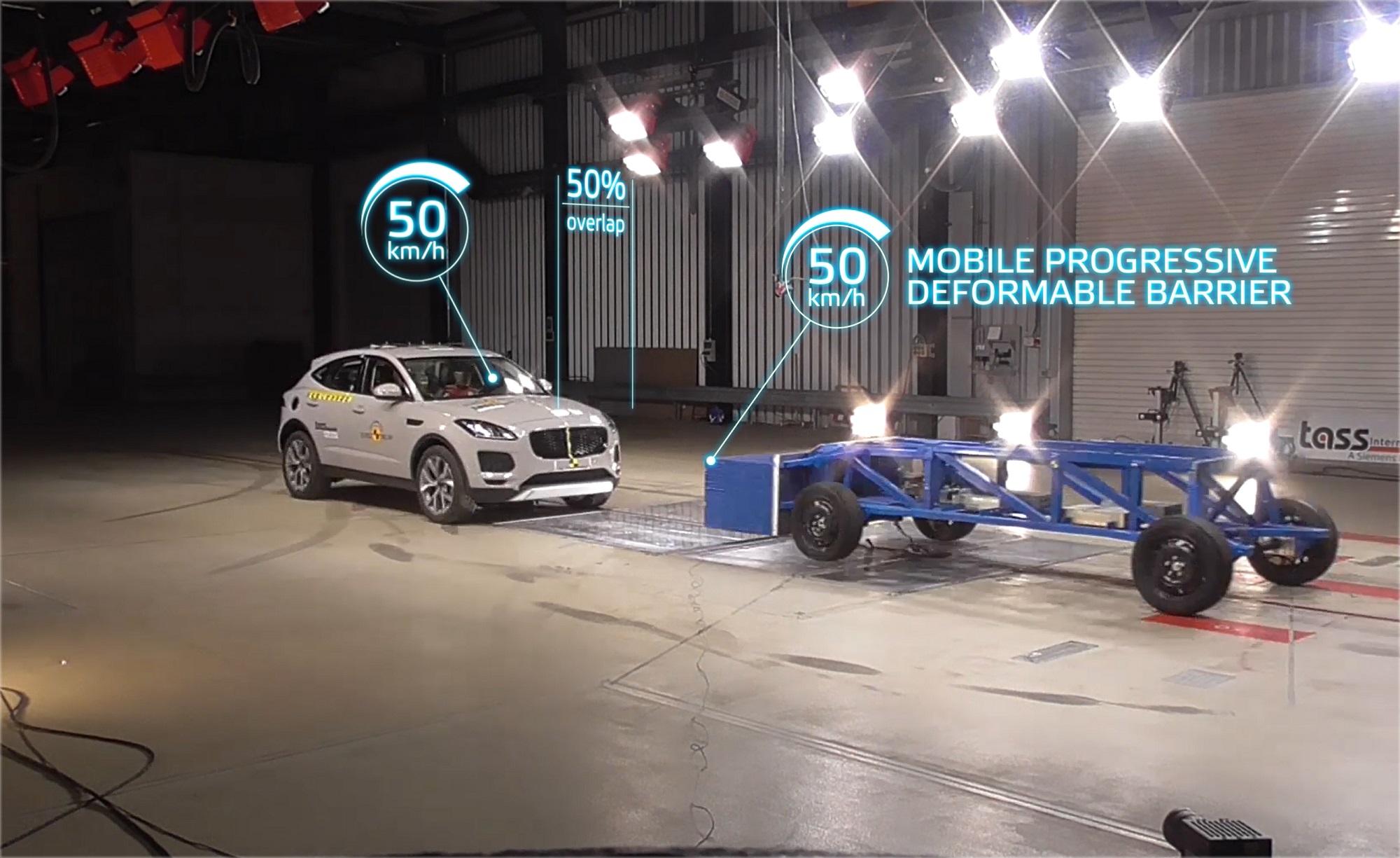 Euro NCAP bude opäť prísnejšie, predstavilo nový nárazový test