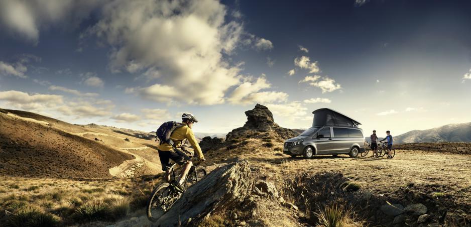 Faceliftovaný Mercedes Marco Polo Activity dostal nový motor