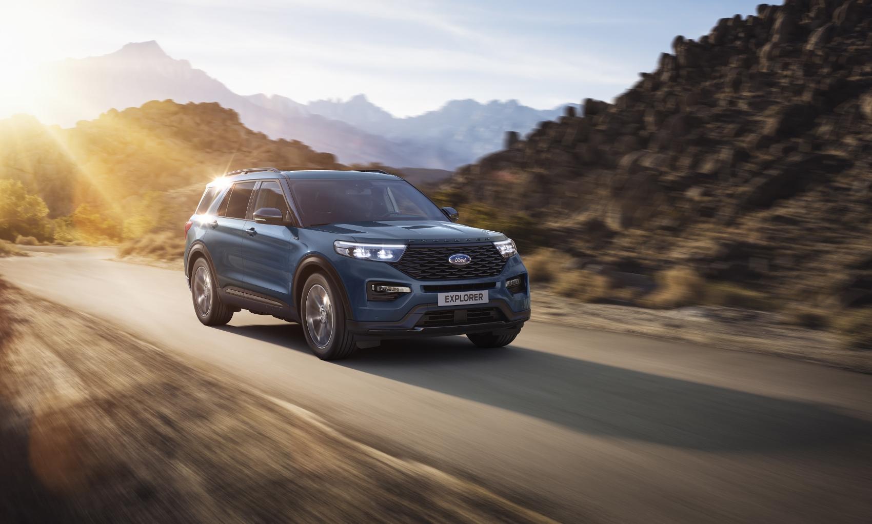 Ford Explorer plug in hybrid prichádza na Slovensko