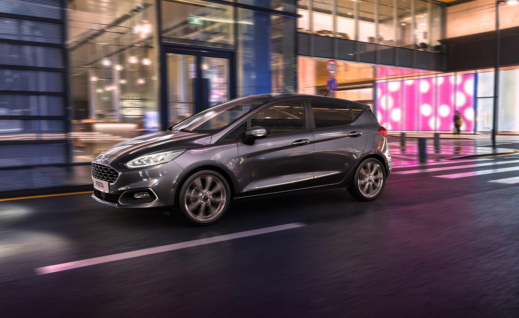 Ford Fiesta dostal nové motory a dvojspojkovú prevodovku