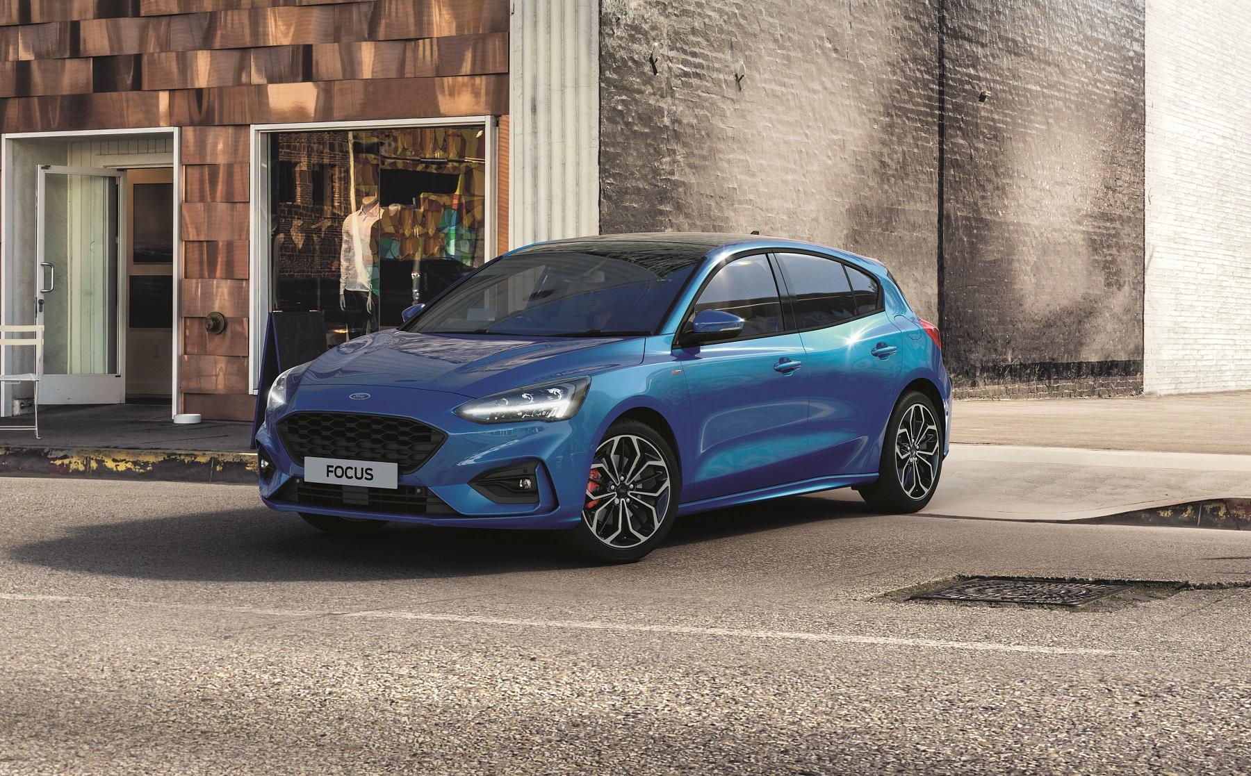 Ford Focus dostal mild hybridné motory (doplnené ceny)