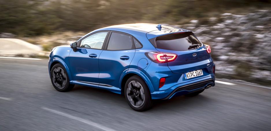 Ford Puma je už v predaji a dostal slovenskú cenovku