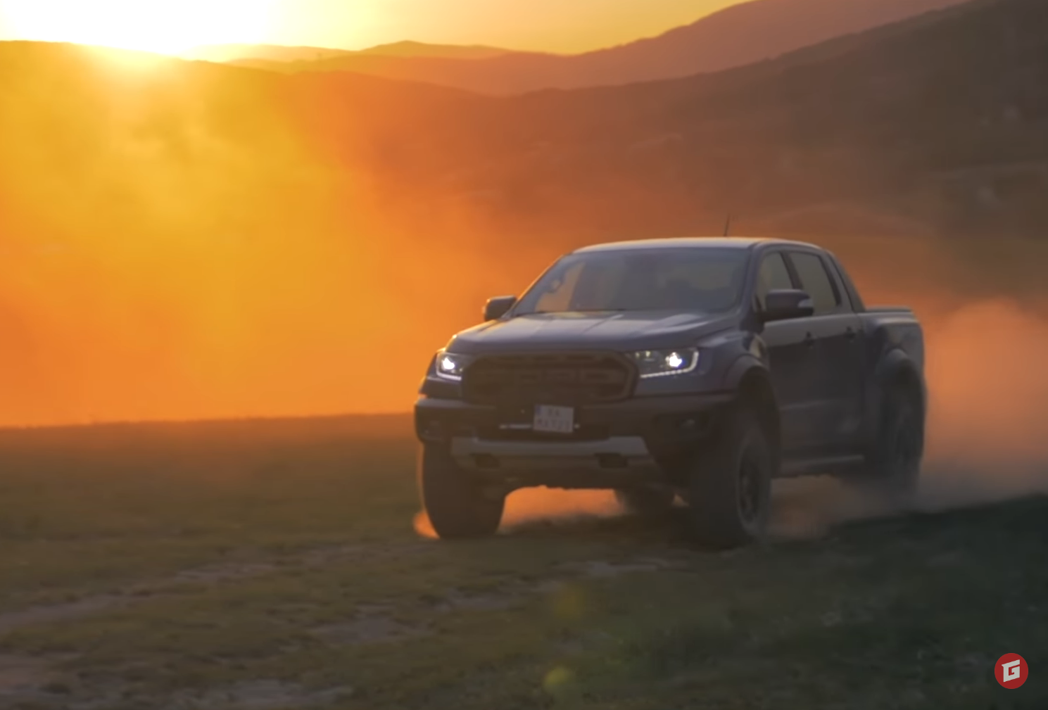Ford Ranger Raptor - Z Dukly na Devín s Ďurom Koreňom