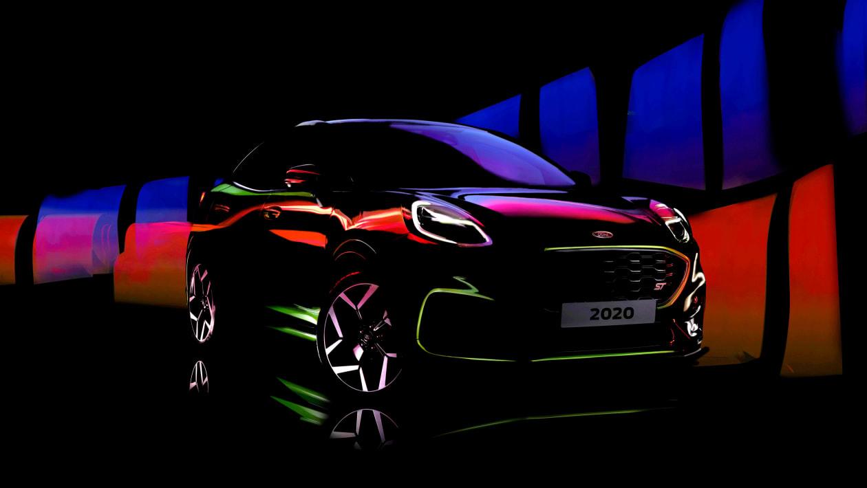 Ford ukazuje ostrú verziu crossoveru Puma ST