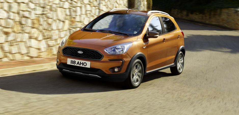 Ford začne s predajom crossoveru KA+ Active, poznáme nemeckú cenu