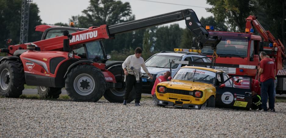 Histo cup: Veľké motory, veľké súboje a staré autá