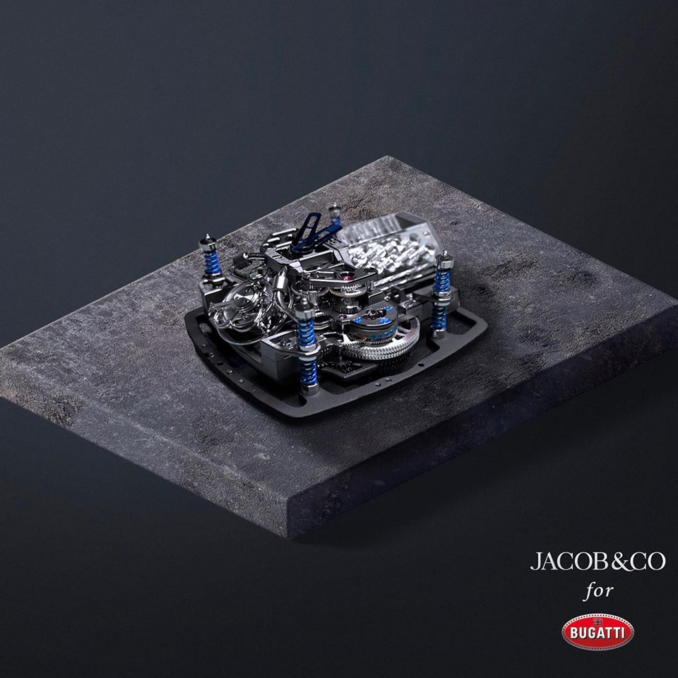 Hodinky Bugatti majú cenu drahého auta a miniatúrny šestnásťvalec CX3bAIIj8B bugatti-watch-turbillio
