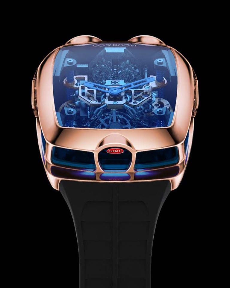 Hodinky Bugatti majú cenu drahého auta a miniatúrny šestnásťvalec HBCgQMuwni bugatti-watch-turbillio