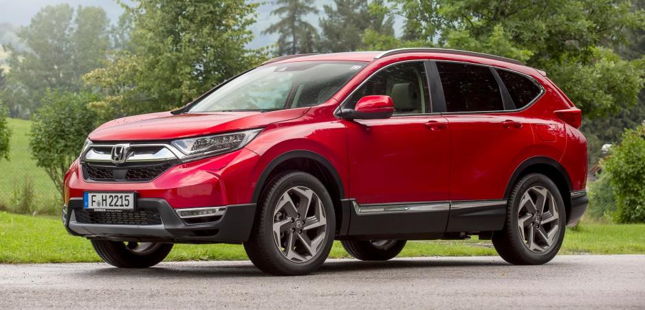 Honda CR-V dostane hybridný pohon, motor poslúži ako generátor