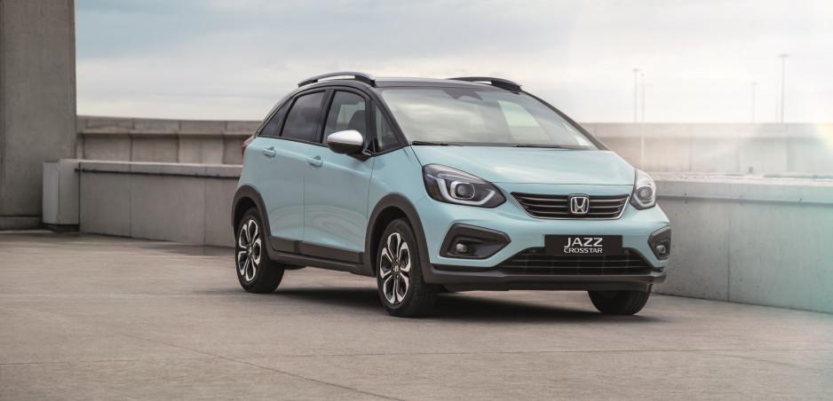 Honda prezradila detaily o novom hybridnom Jazze
